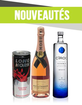 alcool moins cher