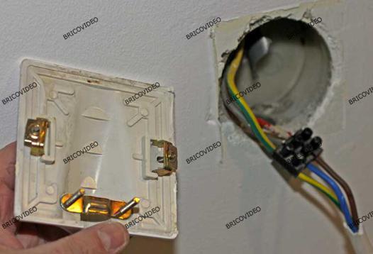 alimentation electrique plaque induction