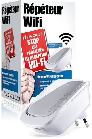 amplificateur wifi devolo