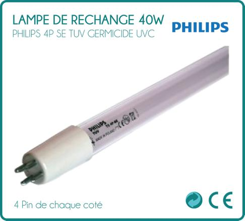 ampoule uv philips