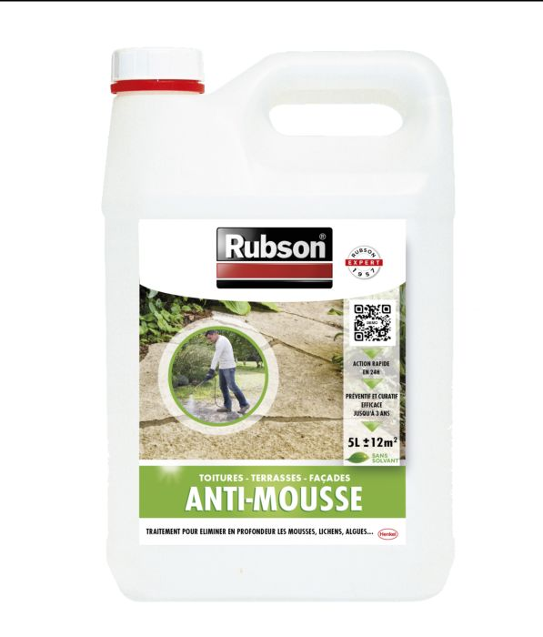antimousse rubson