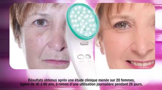 appareil anti rides visage efficace
