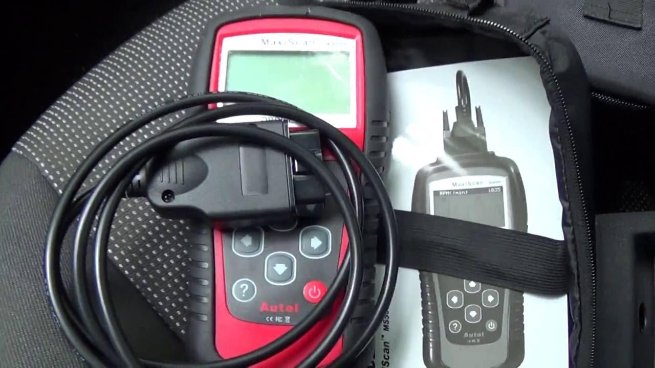 appareil diagnostic auto