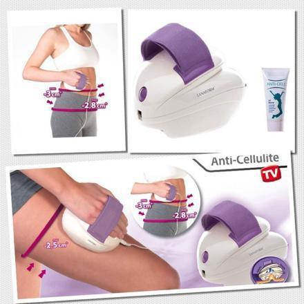 appareil massage cellulite palper rouler