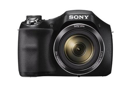 appareil photo bridge sony