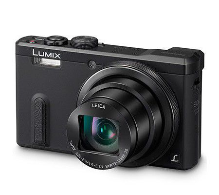 appareil photo compact panasonic lumix dmc-tz60 noir