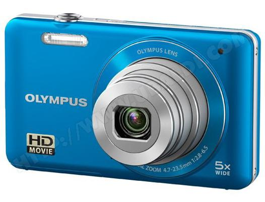 appareil photo olympus compact