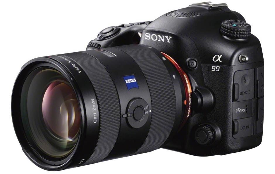 appareil photo reflex professionnel