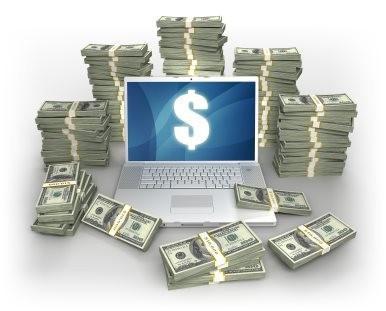 argent via internet