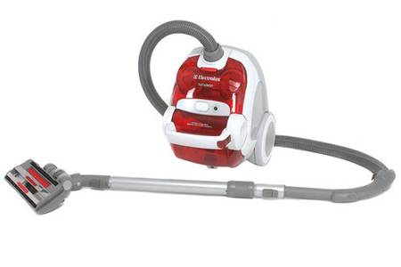aspirateur electrolux twinclean