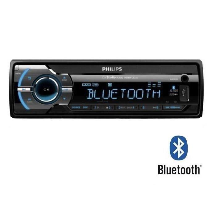 autoradio bluetooth pas cher