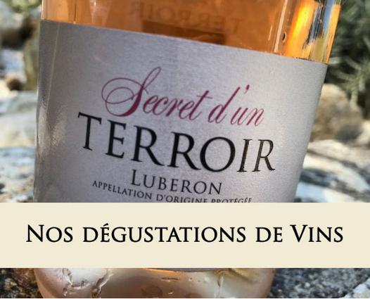 avis sur le vin