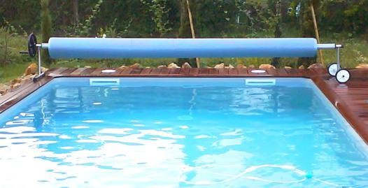 bache d ete pour piscine hors sol