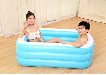 baignoire gonflable pour douche italienne