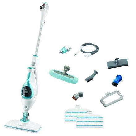 balai vapeur black et decker steam mop 10 en 1