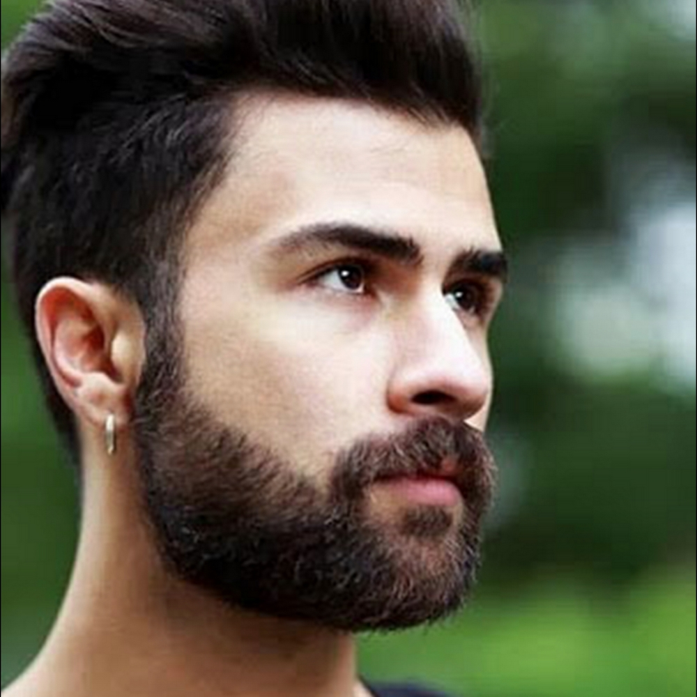 barbe 2 mois