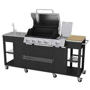 barbecue mobile