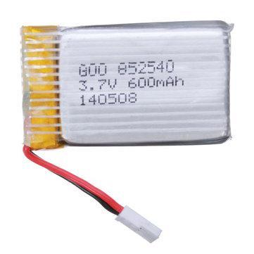 batterie lipo 3.7v 600mah