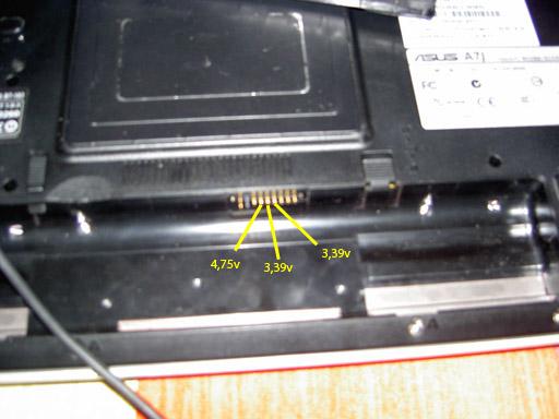 batterie ordinateur portable asus ne charge plus
