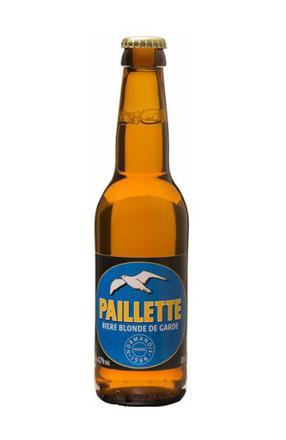 bière paillette