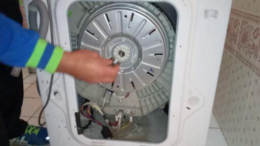 blocage tambour machine à laver