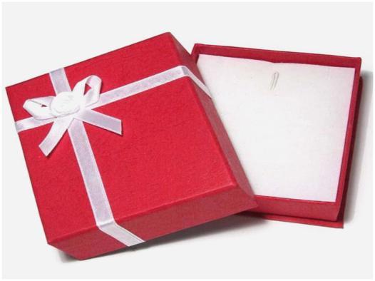 boite cadeau bijoux pas cher