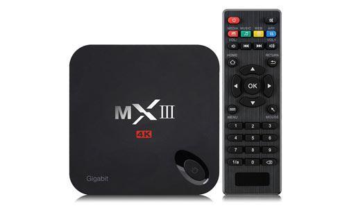 boitier netflix tv