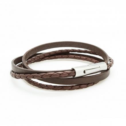 bracelet homme cuir personnalisé