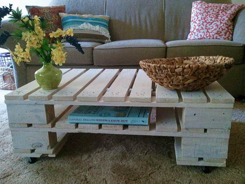 bricolage en bois de palette
