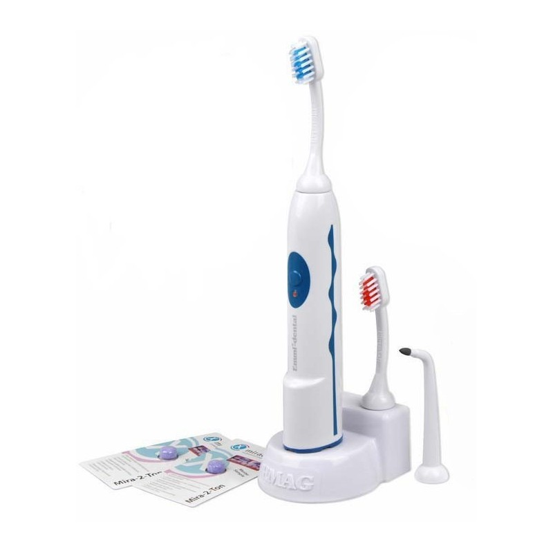 brosse à dent ultrason