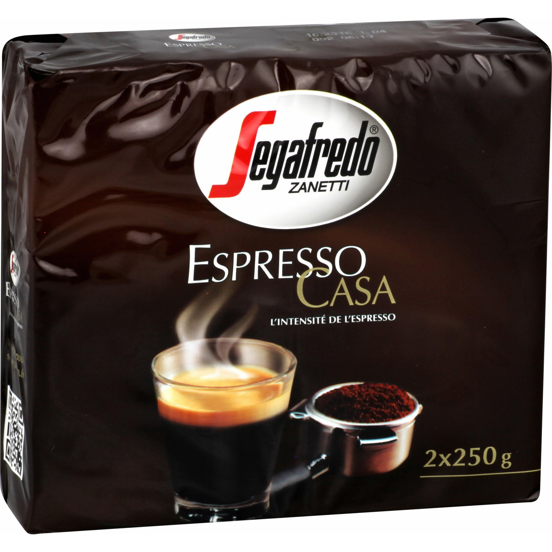 café moulu pour expresso