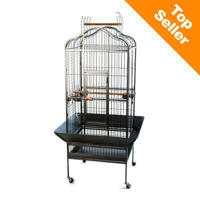 cage pour perroquet pas cher