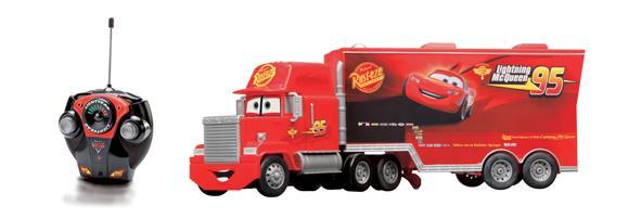 camion cars télécommandé