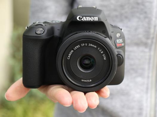 canon rebel d