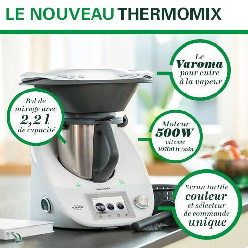 capacité thermomix
