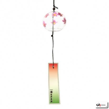 carillon japonais verre