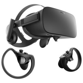 casque de réalité virtuelle oculus rift