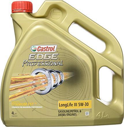 castrol edge 5w 30 longlife