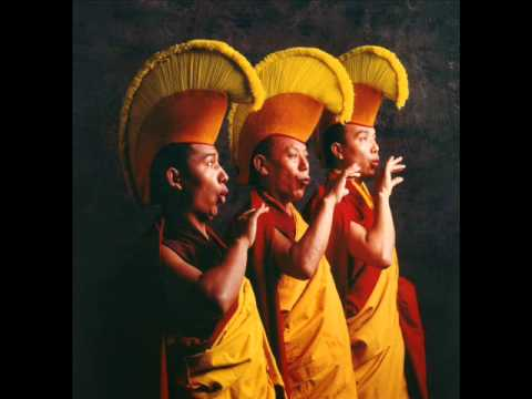 chant tibétain