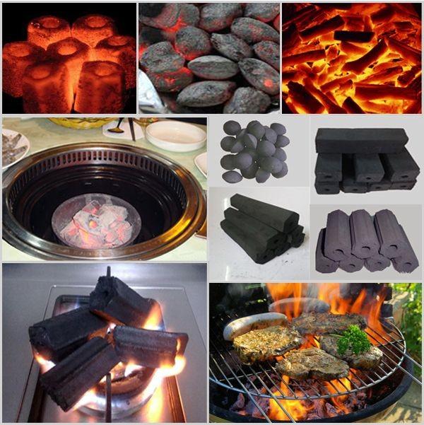 charbon sans fumée