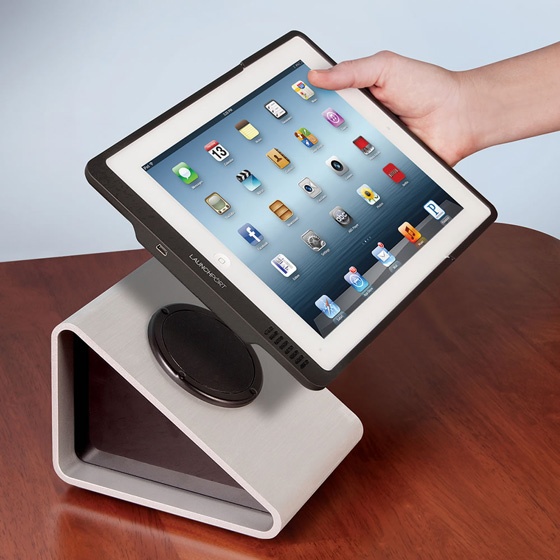 chargeur induction ipad