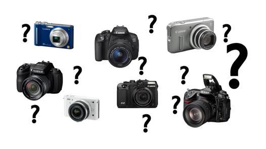 choix appareil photo reflex
