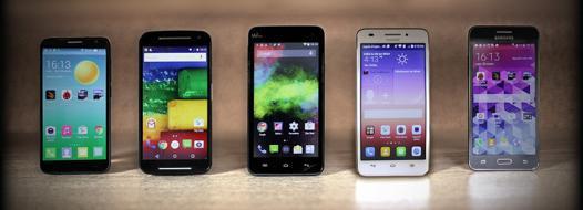 classement smartphone moins de 200