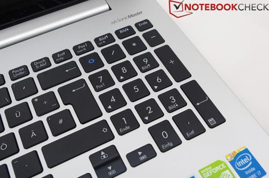 clavier numérique asus
