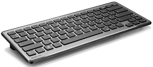 clavier touche plate
