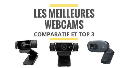 comparatif webcam