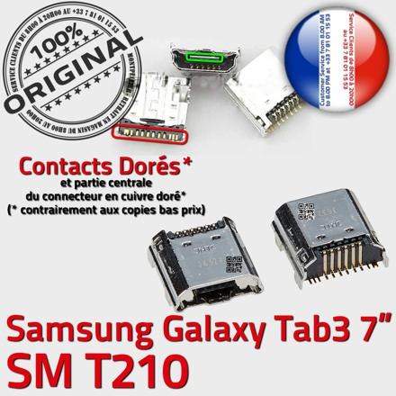 connecteur de charge galaxy tab 3 7
