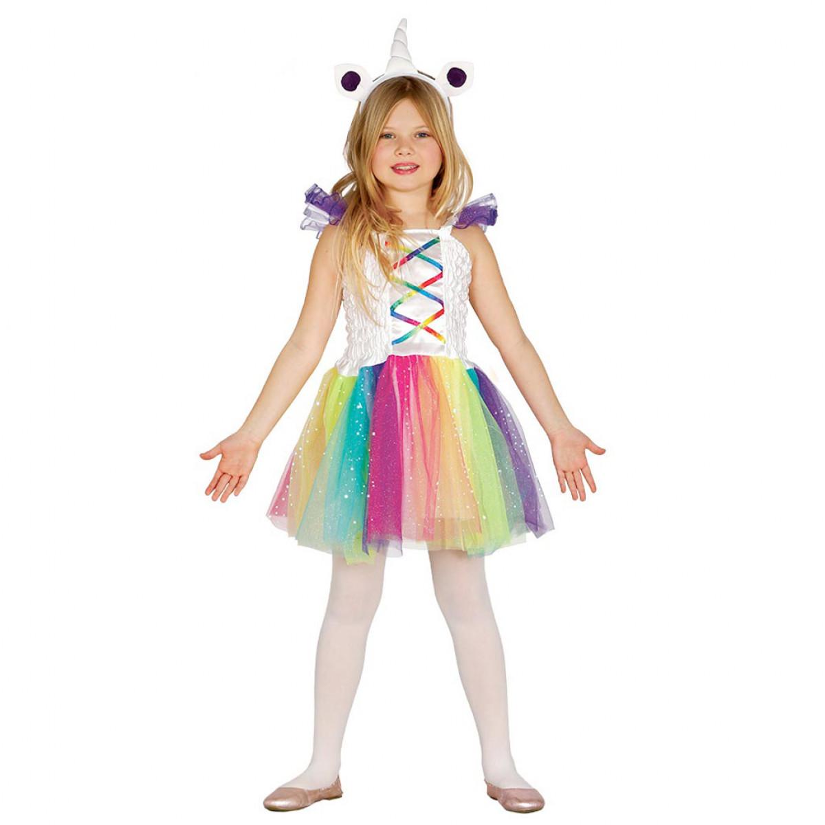 costume licorne fille