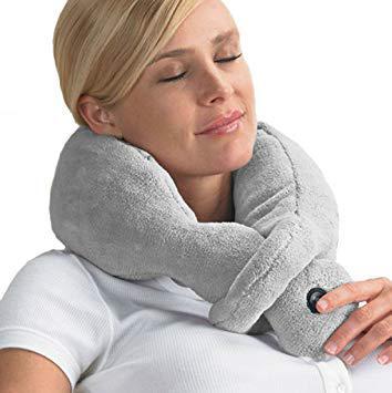 coussin masseur cervicales