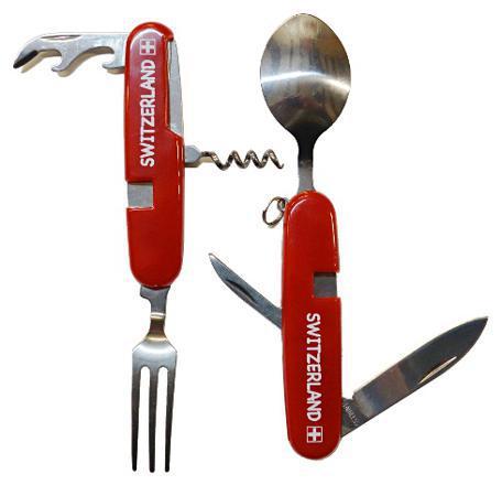 couteau suisse fourchette cuillère